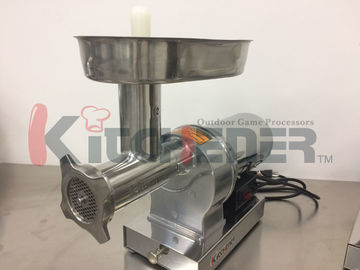 750 Watt Food Processor Meat Grinder Mincer , Restaurant Meat Grinder For Chicken Bones