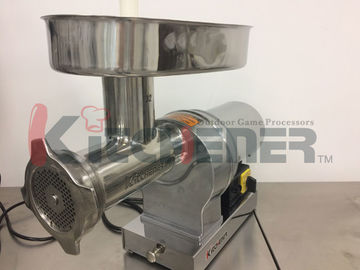 Commercial Electric Automatic Ground Meat Machine With Three Cutting Blades